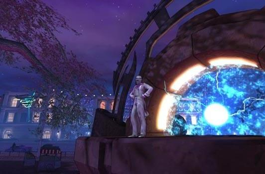 Champions Online's Revelation update gets official info hub