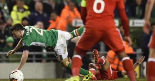 Foot - Irlande - Blessure : Seamus Coleman (Irlande) absent pour une durée indéterminée