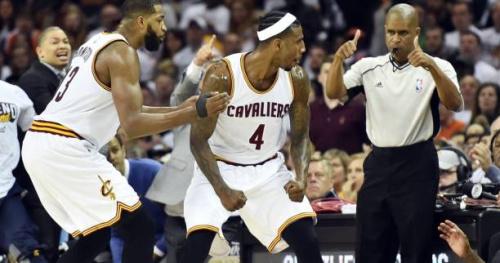 Basket - NBA - Le Top 5 de la nuit : Iman Shumpert et les Cavaliers se font plaisir