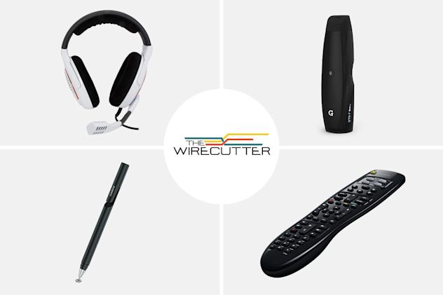 The Wirecutter's best deals: Logitech Harmony 350 remote