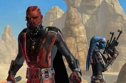 SWTOR's EU launch moved up to December 20th