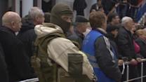 Russian observers arrive for Crimea referendum