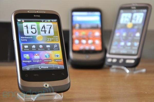 HTC Wildfire review