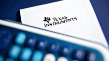 Texas Instruments Sinks as Customers Cut Orders on Trade Woe