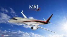 Japan-Built Mitsubishi Regional Jet Finally Set to Take Flight