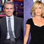 Felicity Huffman & Lori Loughlin Get Fake Taglines After Arrests — and Andy Cohen Is All for Them!