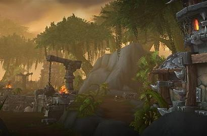 World of Warcraft previews the Tanaan Jungle