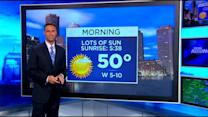 WBZ AccuWeather Midday Forecast For May 1
