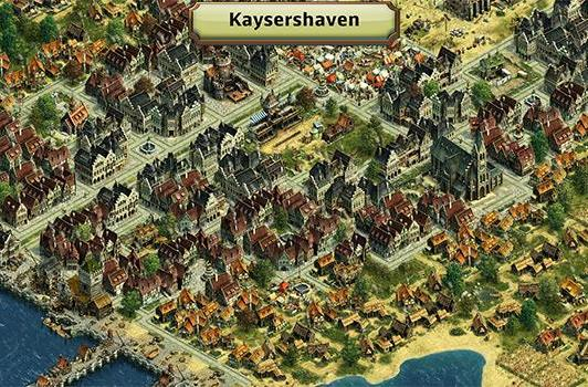 Cult-favorite sim franchise Anno to build empires on iPad