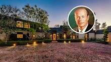 Vitamin Heir Ryan Drexler Lists Paul Trousdale's Former Beverly Hills Home