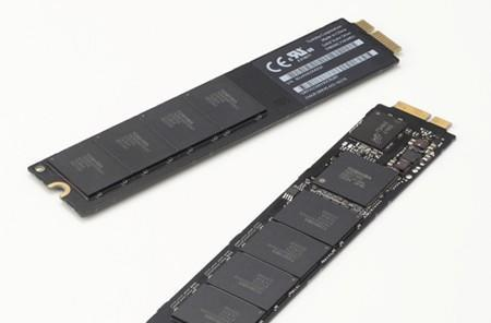 Toshiba introduces MacBook Air-type solid-state drives