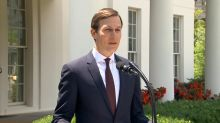 Jared Kushner used personal email to communicate with White House officials