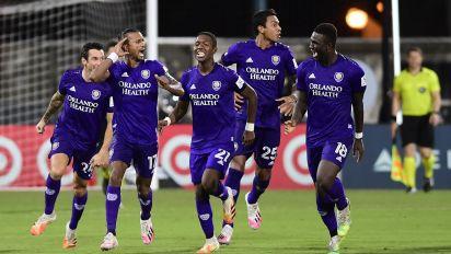 Orlando stuns LAFC, continues magical run