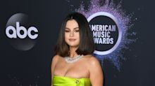 Selena Gomez, Taylor Swift and more stunned on the AMAs red carpet