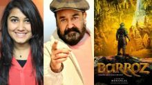 Vismaya Mohanlal To Assist Father Mohanlal In His Directorial Debut Barroz!