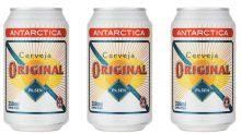 Cerveja Original ganha versão em lata