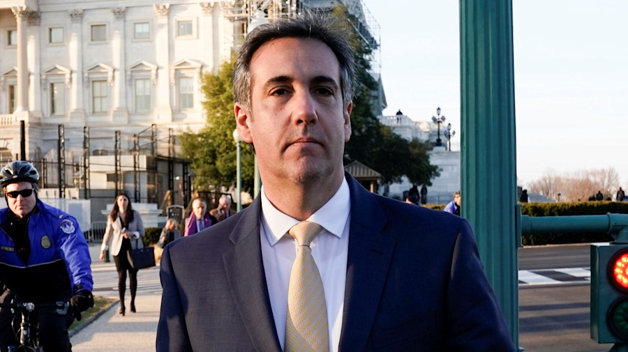 FBI probing Cohen long before raid, records show