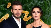 Beckhams among stars celebrating International Women's Day