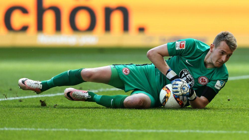 """Frankfurt-Keeper Hradecky: """"Herzinfarkte nicht nochmal erleben"""""""