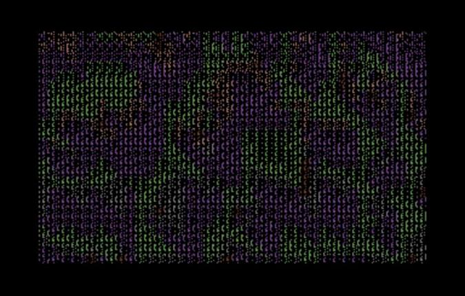 C64-Demo 'A Mind Is Born'