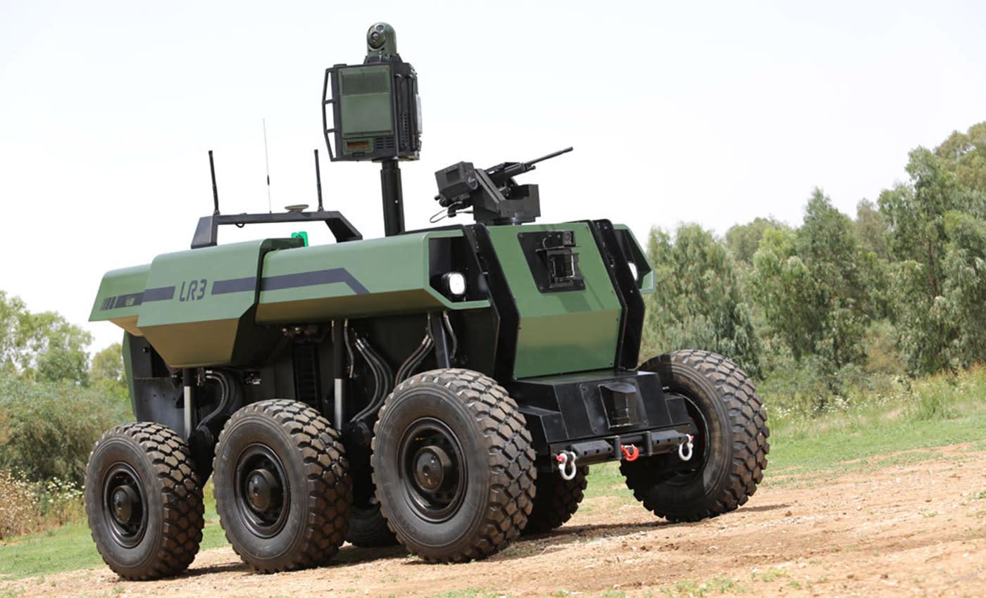 RoBattle is a modular, autonomous combat robot | Engadget