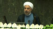 Iran's new president sworn in