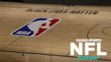 NFL Podcast: Thoughts on Kenosha, Wisconsin & the NBA walk-out