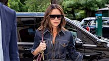 Victoria Beckham Has a Posh New Take on Casual Friday