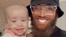 Reality TV star's desperate $1.8m plea to save sick daughter