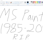 Microsoft's Probably Going to Kill MS Paint And People Are Sad