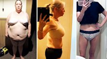 Obese nurse loses 16 stone after being told she wouldn't live to see 40
