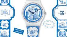 Swatch launches Singapore's Destination Watch, Singapore Tale