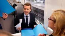 Macron va-t-il nous faire préférer le train ?