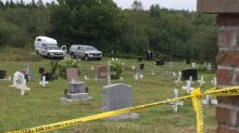 Bound in back of a car, man who was shot in cemetery played dead to survive