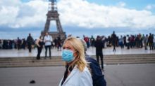 Major blast heard in Paris was fighter jet breaking sound barrier, police say