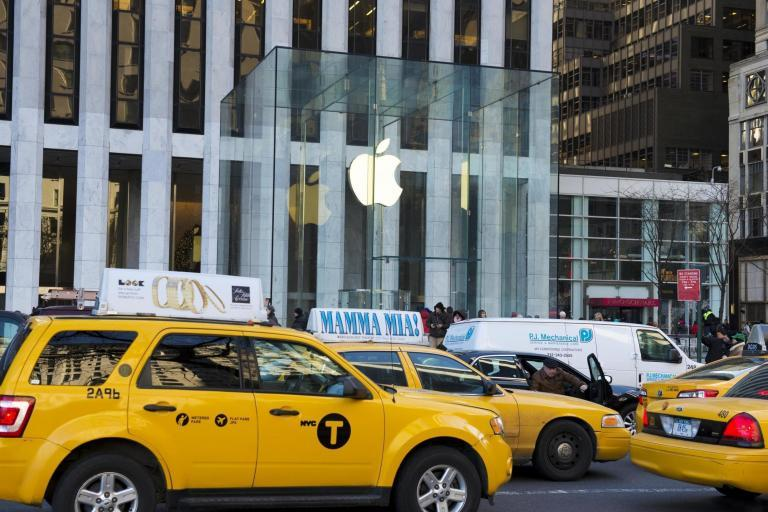 Apple's New York City store reportedly dealing with bed bug infestation
