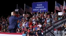 Trump rallies in Nevada canceled over crowd-size restrictions