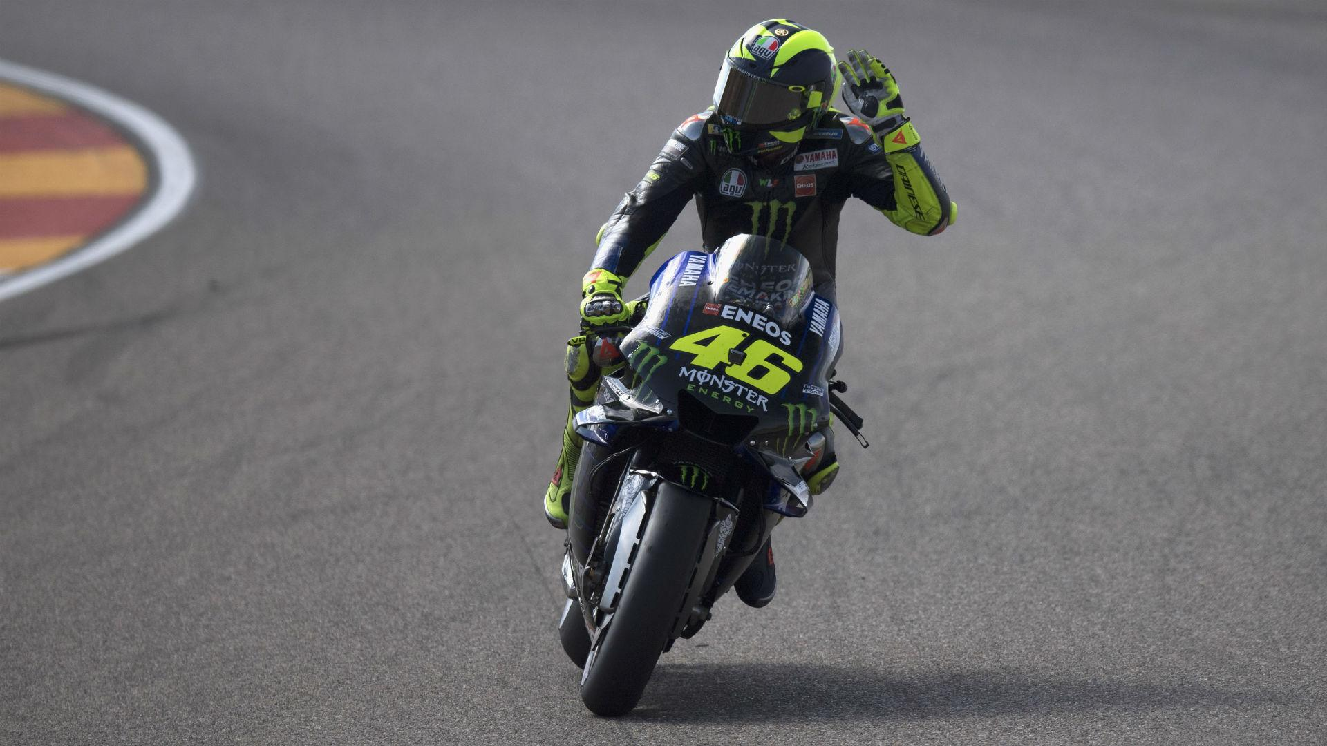 Valentino Rossi I Ll Have To Make Decision On Motogp Future Before 2020 Season Starts