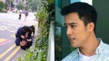 Actor-Singer Aliff Aziz jailed for stealing from Indonesian actress in Singapore hotel