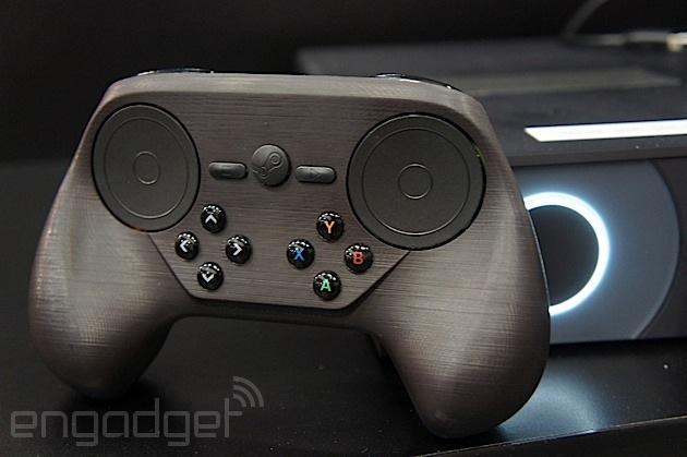 Valve: don't expect to buy a Steam Machine until 2015