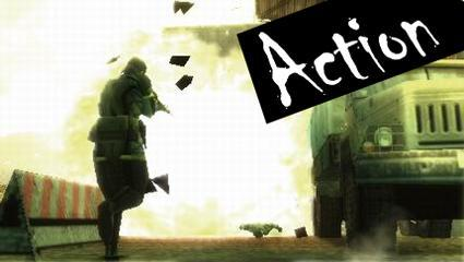 Top 5 on PSP: Action