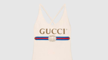 Gucci is selling a $490 swimsuit that you can't swim in