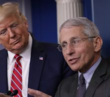 Anthony Fauci's coronavirus approval rating in Florida is almost double Trump's, according to a new poll