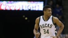 Giannis Antetokounmpo upped his game again with a new career high