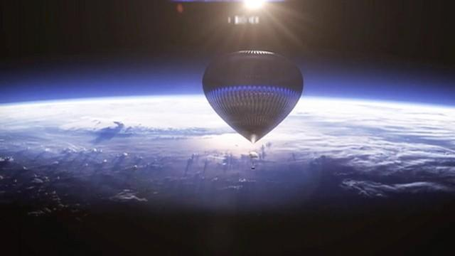 Balloon Tourism Aims for the Edge of Space
