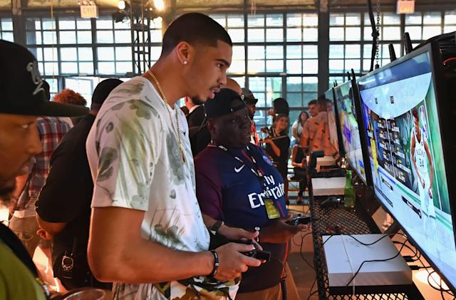 NBA reportedly plans 'players-only' 2K tournament that will air on ESPN