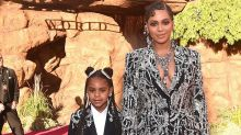 Beyoncé's Daughter Blue Ivy Gets Her First Writing Credit at 7 Years Old With 'Brown Skin Girl'