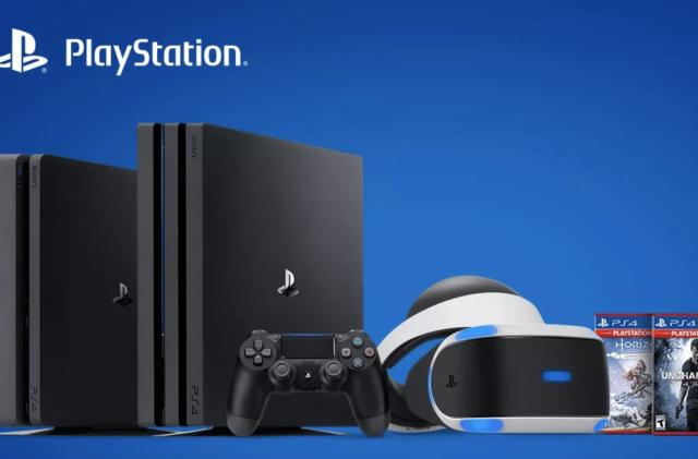 You can now buy PS4 consoles and accessories directly from Sony