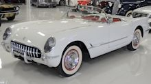 You can own a virtually brand new 1953 Chevy Corvette, thanks to an owner who hid the car away for nearly 40 years — take a look at the $250,000 piece of history