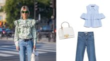 Calling Frill-Seekers: How To Wear This Seasons Most Flattering Trend